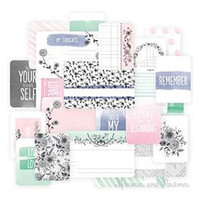 Project Life Planner Themed Cards - Journal Edition - Becky Higgins - 40 per Package - 175935