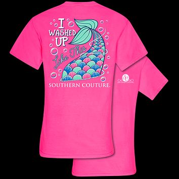 Southern Couture Comfort I Washed Up Like This Comfort Colors T-Shirt