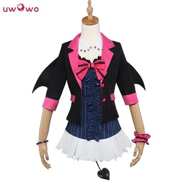 Nozomi Tojo Cosplay Lovelive Love Live Anime Unawakened Unidolized Devil Koakuma Uwowo Demon Costume