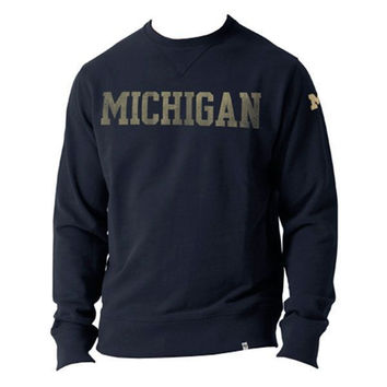 Michigan Striker Crew - Navy