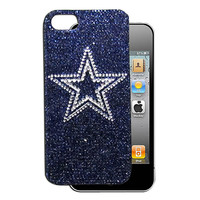 Dallas Cowboys Apple iPhone 5 Snap-on Glitz Case | Accessories | Womens | Cowboys Catalog | Dallas Cowboys Pro Shop