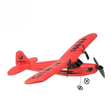 RC Plane HL-803 High Quality EPP Foam 2.4G Remote Control Airplane 2CH RC Plane 150m Control Distance Glider Drop Shipping HT834