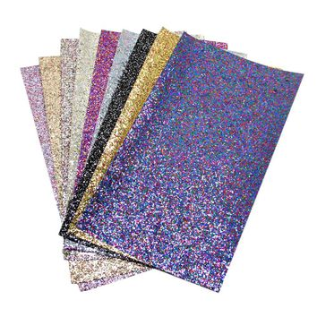Glitter Fabric for Tumblers & DIY