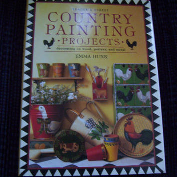 Reader's Digest Country Painting Projects Book