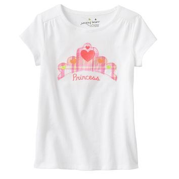 Jumping Beans ''Princess'' Tee - Girls