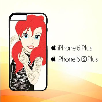 Tattooed Ariel Y0119 iPhone 6 Plus|6S Plus Case