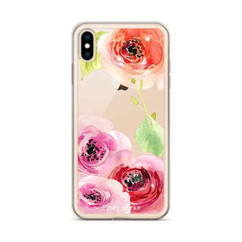 Spring Valley Floral iPhone Case