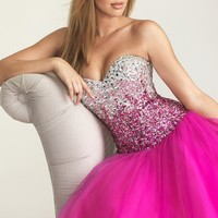 Night Moves 6600 Prom Dress