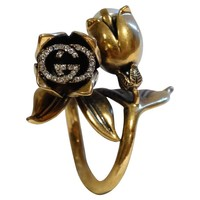 "Gucci ""Flora"" Ring"