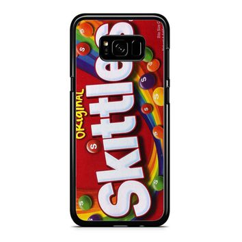 Skittles Cover Samsung Galaxy Note 5 Case