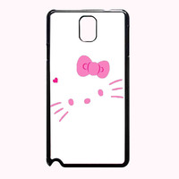 hello kitty FOR SAMSUNG GALAXY NOTE 3 **