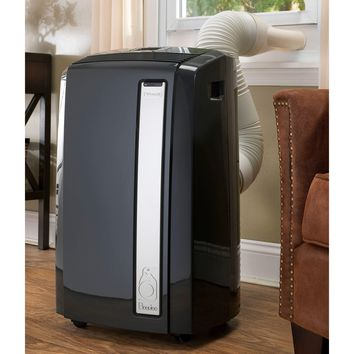 De'Longhi Pinguino 700 sq ft 4 in 1 All Season Use: Air Conditioner, Heater, Dehumidifier, Fan