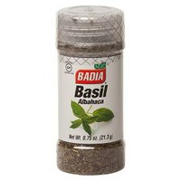 Badia Dried Basil - .75oz
