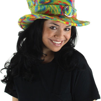 costume accessory: hat mad hatter psychedelic
