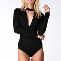 Karoline Cut Out Bodysuit
