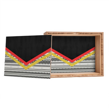 Allyson Johnson Mixed Aztec 2 Jewelry Box