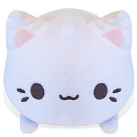Tasty Peach Studios — Meowchi Plush Custard - BACKORDER