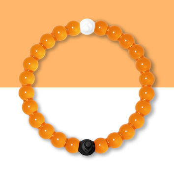 Free Shipping new arrival bright orange  lokai bracelets 48 colors S M L XL in High quality
