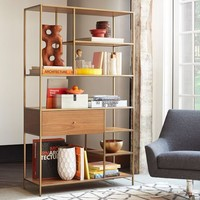 Nook Wide Storage