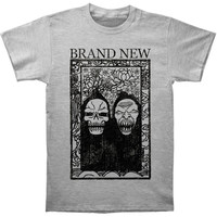 Brand New Men's  Reapers T-shirt Heather Rockabilia
