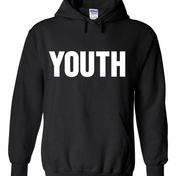 "Shawn Mendes ""YOUTH"" Hoodie Sweatshirt"