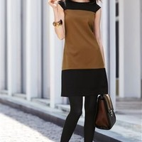 Buy Cinnamon Colour Block Tunic online today at Next Direct United States of America