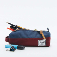 Herschel Supply co. Settlement Windsor and Navy Pencil Case - Urban Outfitters