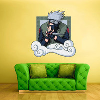 Full Color Wall Decal Vinyl Sticker Decor Art Bedroom Design Mural Like Paintings Poster Naruto Manga Anime Hero Comics (col486)