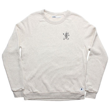 Altru Apparel Spilsbury Running sweatshirt (Embroidered) (L only)