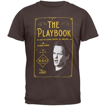 How I Met Your Mother - The Playbook T-Shirt