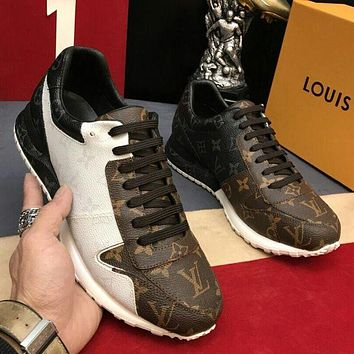 Louis Vuitton LV Trending Men Stylish Casual Shoes Sneakers I/A