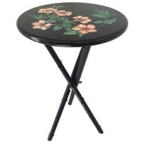 "Piero Fornasetti ""Fiori"" Side Table"