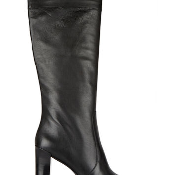 Michael Kors Collection - Daryl leather knee boots