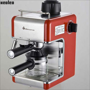 Xeoleo Coffee Machine Espresso Coffee Maker 4 Cups