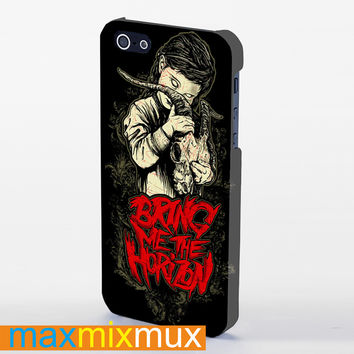 Bring Me The Horizon iPhone 4/4S, 5/5S, 5C Series Full Wrap Case