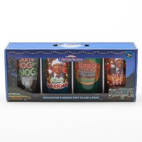 ICUP 4-pk. National Lampoon's Christmas Vacation Pint Glass Set