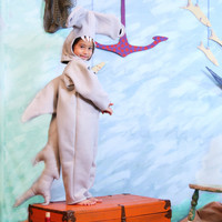 Hammerhead Shark Costume Size 78 by LauriesGift on Etsy
