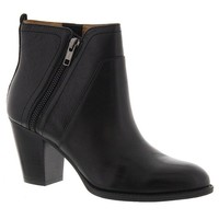 Sofft West Black Booties