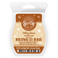 Falling Leaves Scentsy Bar