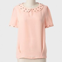 Sweetest One Embellished Top