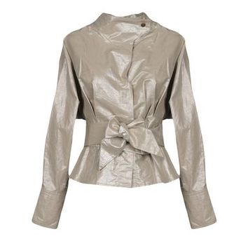 ISABEL MARANT Double breasted pea coat - Coats & Jackets D | YOOX.COM