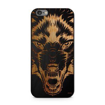 Black Bamboo - Wolf Beast Phone Case
