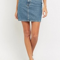 BDG Denim Pencil Mini Skirt - Urban Outfitters