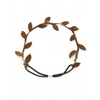 COCO LEAF HEADBAND - ACCESSORIES