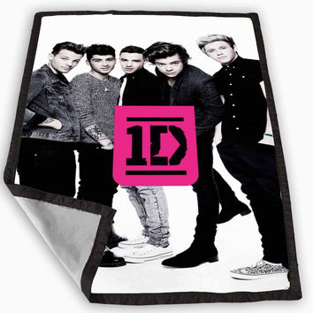 one direction midnight memories Blanket for Kids Blanket, Fleece Blanket Cute and Awesome Blanket for your bedding, Blanket fleece **