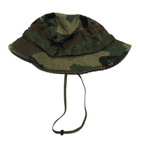Vintage Military Issued Bucket Hat Size 7 1/8