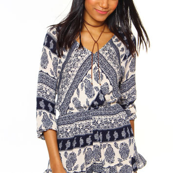 Permanent Vacation Romper