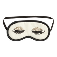 H&M - Sleep Mask - Black
