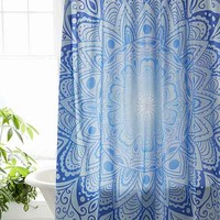 Magical Thinking Cosmic Medallion Shower Curtain-
