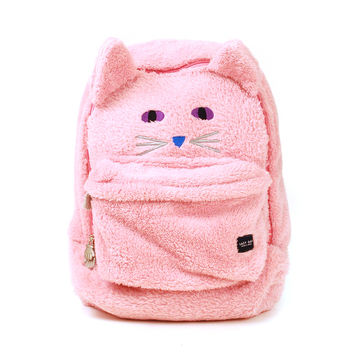 Lazy Oaf Soft Kitty Backpack